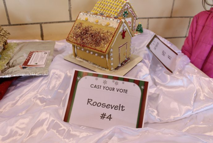 Roosevelt School's Entry