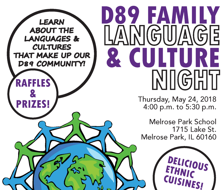 Language and Culture Night